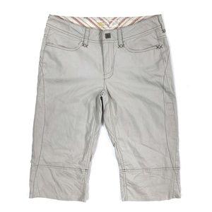 Mountain Hardwear Khaki Capris